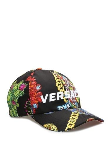 Versace Şapka Siyah